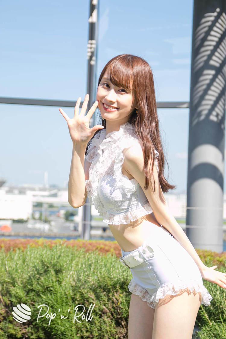 清川麗奈<TGIF ONLINE 2021>水着グラビア撮り下ろしフォト(10月2日)