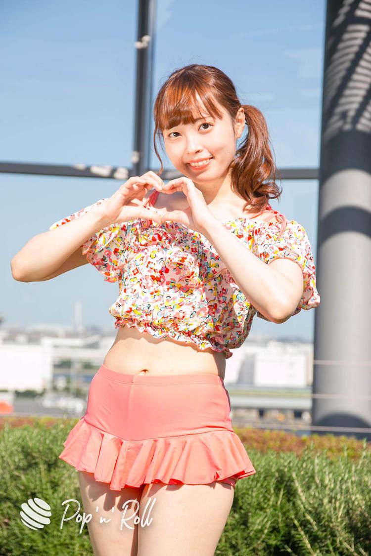 秋吉真衣(Teamくれれっ娘!)<TGIF ONLINE 2021>水着グラビア撮り下ろしフォト(10月2日)