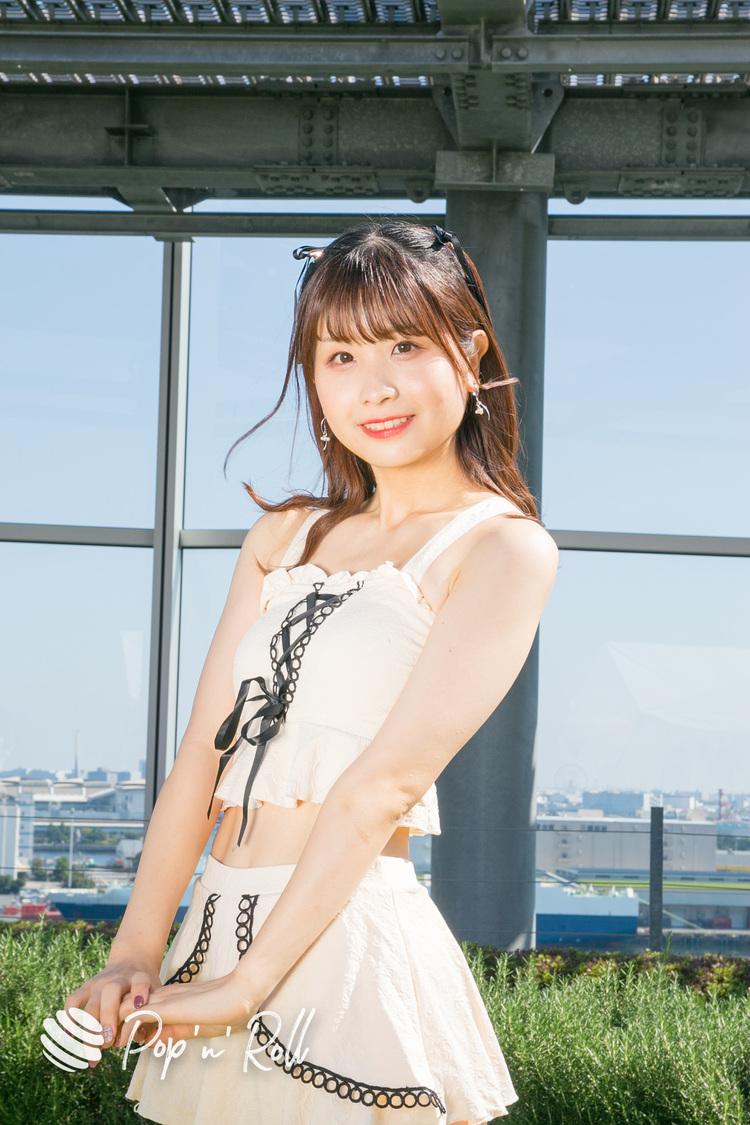 藤宮ゆな(おちゃメンタル☆パーティー)<TGIF ONLINE 2021>水着グラビア撮り下ろしフォト(10月3日)