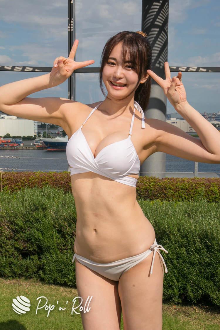 伊藤しずな<TGIF ONLINE 2021>水着グラビア撮り下ろしフォト(10月3日)