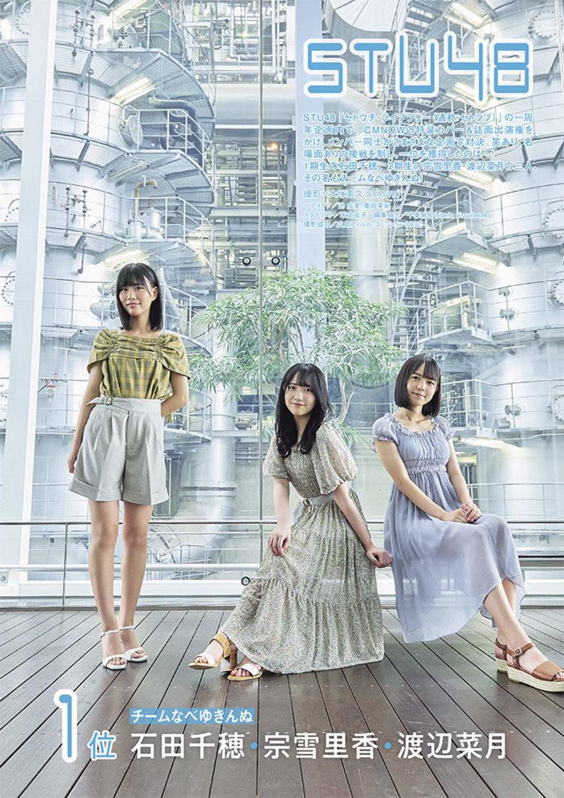 STU48((C)大塚素久(SYASYA)/CMNOW)