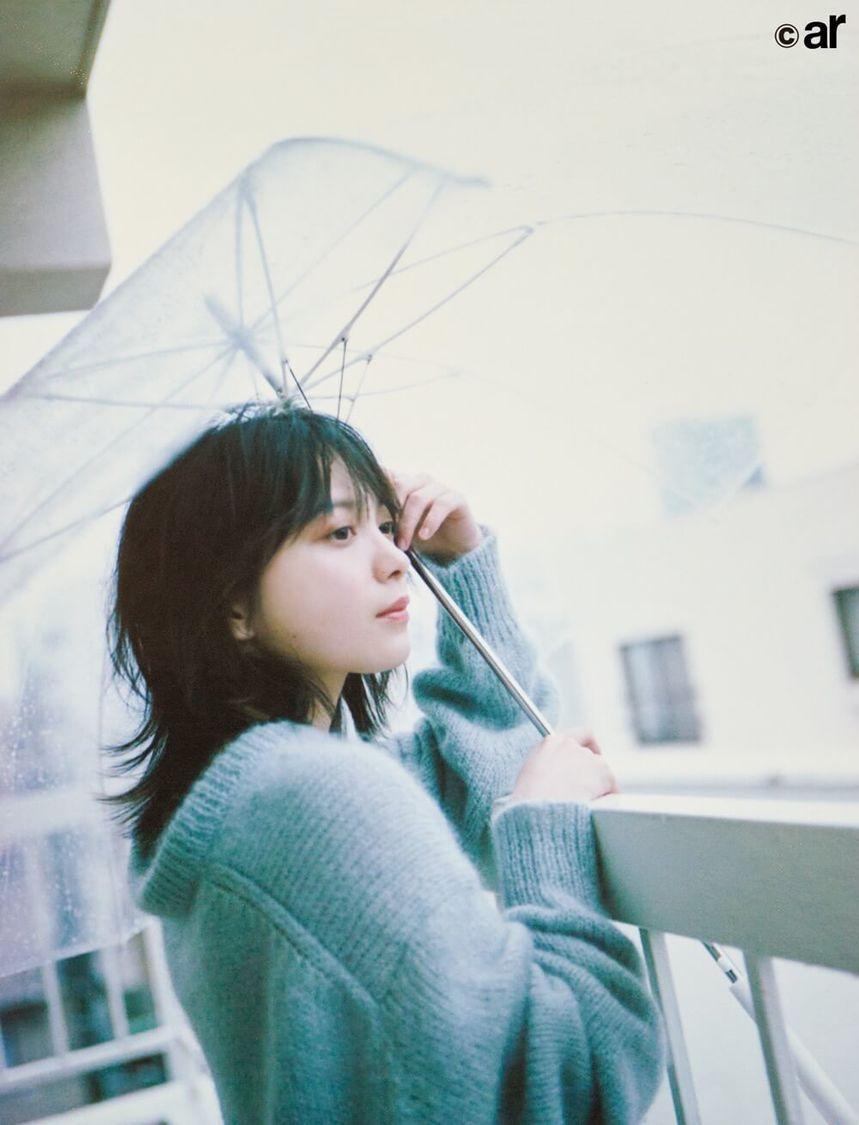 櫻坂46 森田ひかる、コンプレックスをテーマに語る「自分の好きなところもあります」『ar』登場