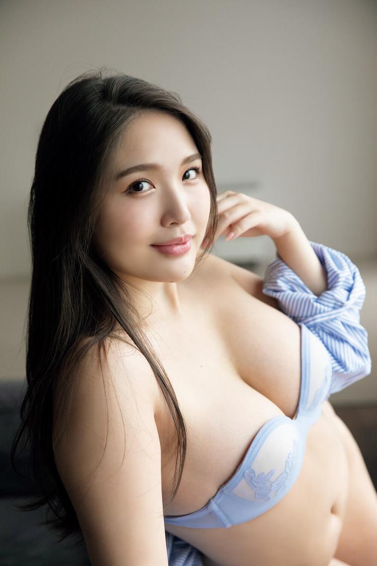 水咲優美(©光文社/週刊『FLASH』 撮影:西條彰仁)