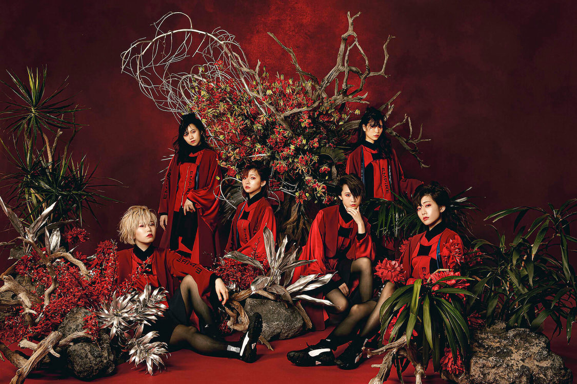 EMPiRE、現メンバー再録楽曲10曲を24時間限定で先行公開決定!