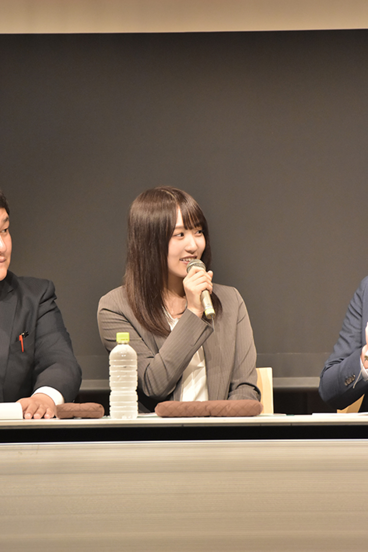 欅坂46 菅井友香、初のラジオ公開収録で「初めてで緊張しまくりだったけど、たくさん楽しませていただきました」