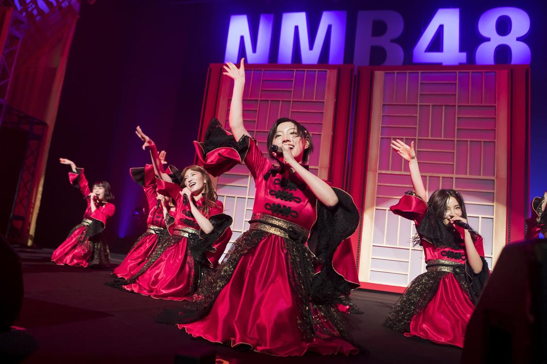 【ライブレポート】NMB48、<近畿十番勝負 2019>ツアー初日からWアンコールで大盛況!