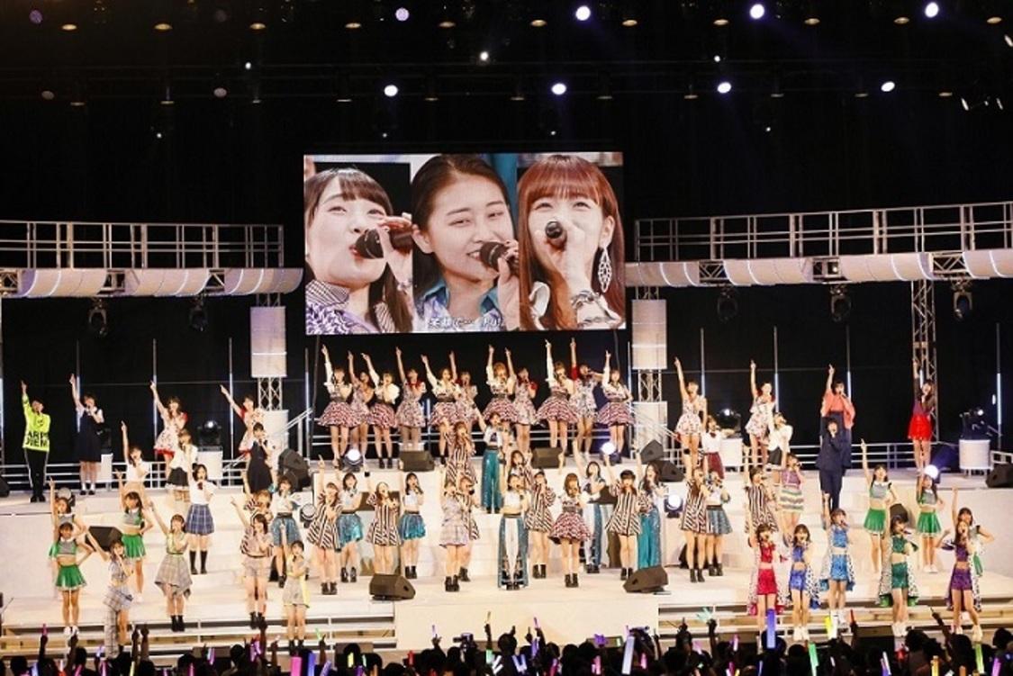 譜久村聖&和田彩花、トークコメンタリー音声付き『ハロプロ新春公演』DVD/BD予約スタート!