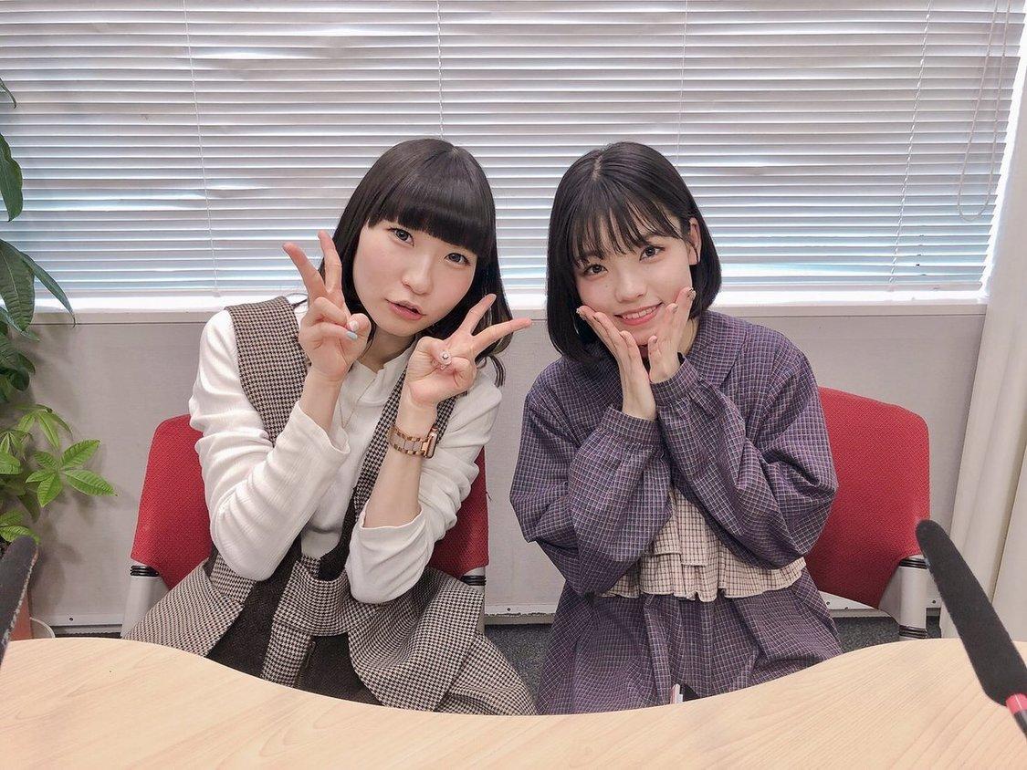 藤咲彩音(でんぱ組.inc)×髙橋彩音(AKB48チーム8)、タッグでのラジオ新番組スタート!