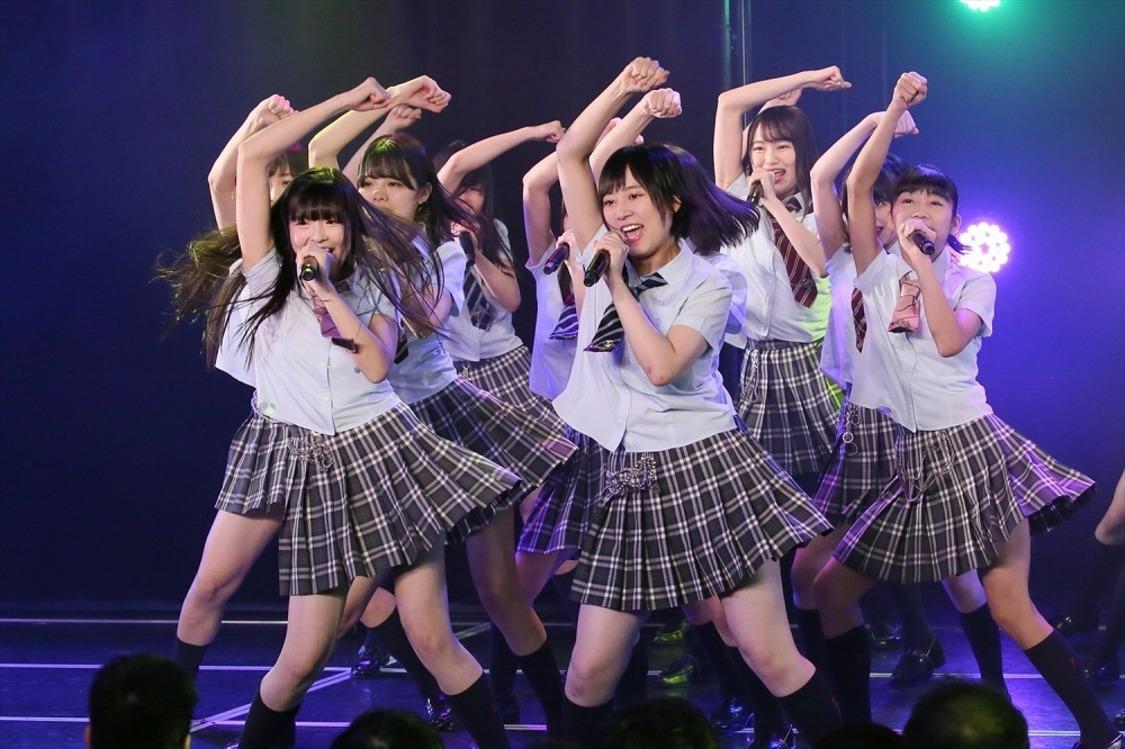 SKE48、<青春ガールズ>公演開催+9期生より川嶋美晴・杉山菜田里・鈴木恋奈が公演デビュー!