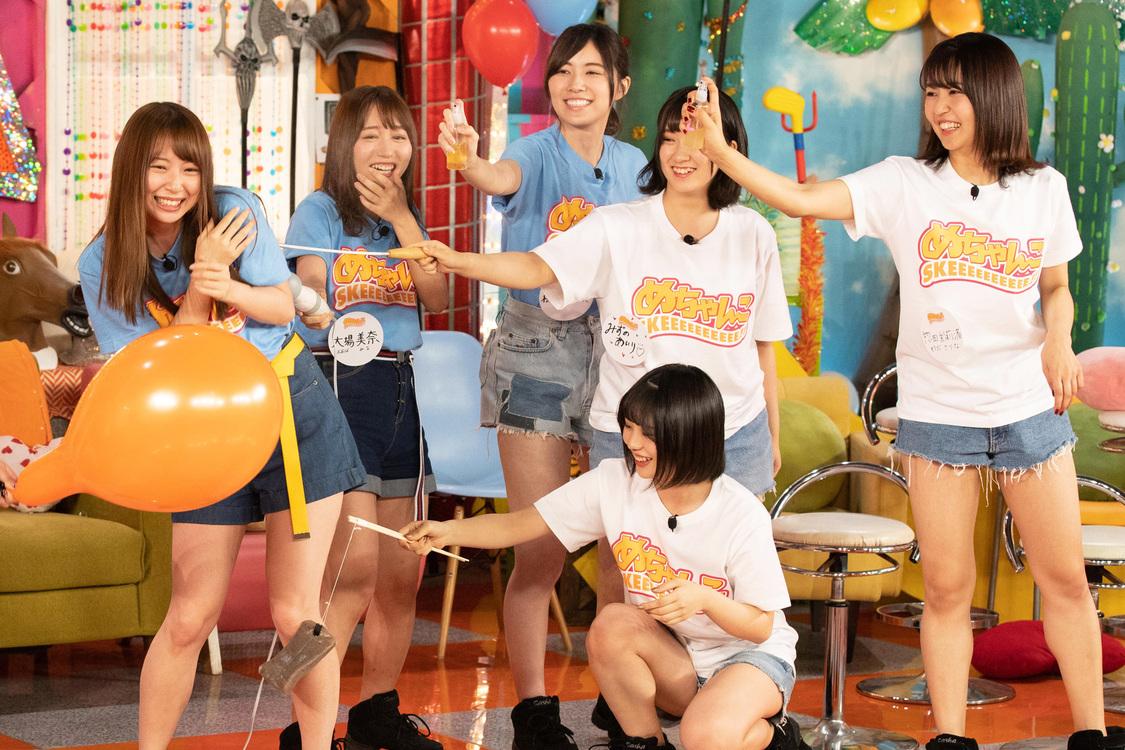【番組レポート連載】SKE48、いたずらアベンジャーズ降臨。高柳明音よ、これがいたずらだ!|『めちゃんこ SKEEEEEEEEEE!!』第9回