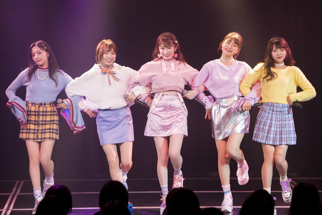 NMB48発のQueentet、単独公演開催「みなさんといっしょに夢を形に変えていきたい」