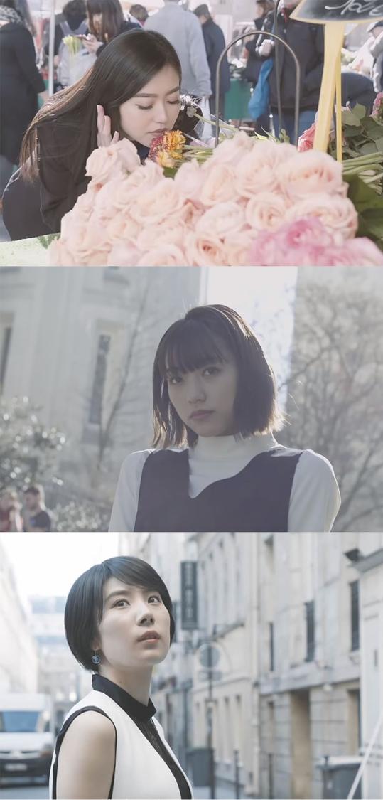 kolme、メンバーがフランスの街中を彷徨う「Brand new days」リリックビデオ公開
