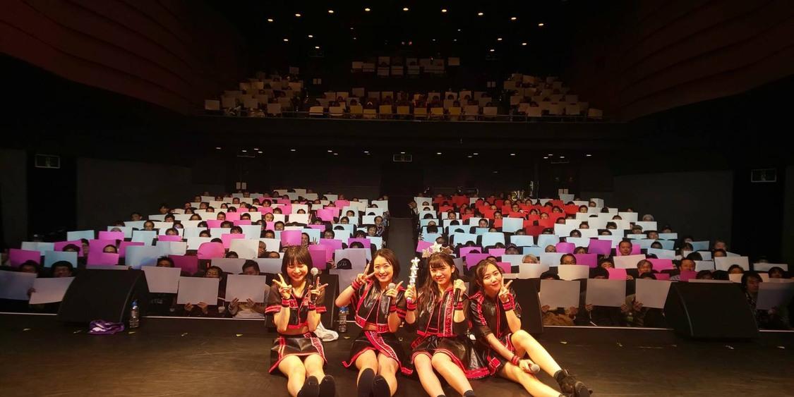 東京女子流、新*定期ライブでギネス世界記録挑戦を表明!