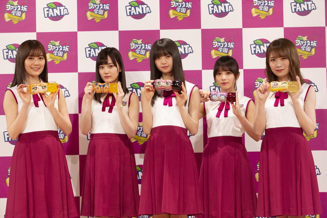 乃木坂46の変顔対決が可愛すぎる…!「ファンタ坂学園」入学式開催