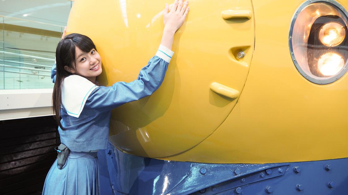 STU48瀧野由美子、初の冠番組で新幹線愛をノンストップ