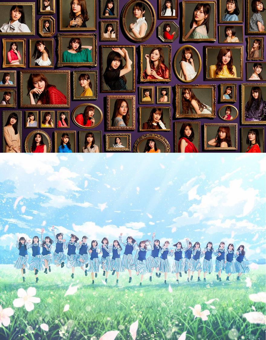 乃木坂46&日向坂46、<GirlsAward>に出演!齋藤飛鳥、白石麻衣、渡邉理佐らはモデルとしても登場!