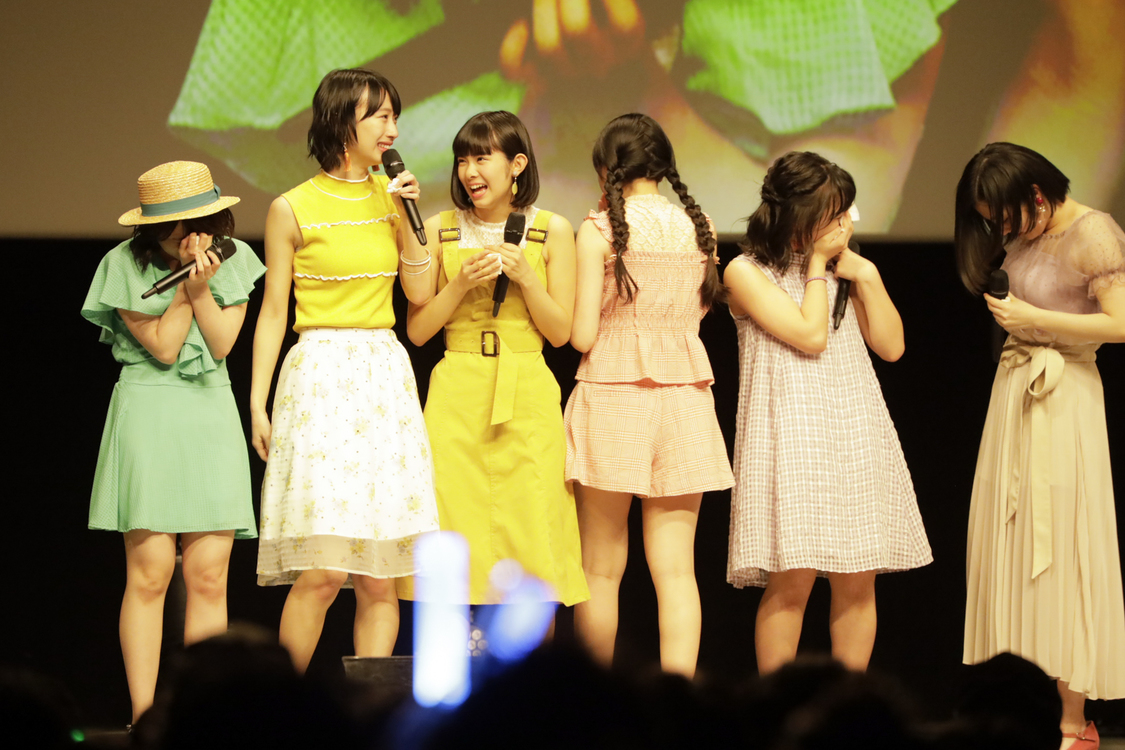 BEYOOOOONDS、令和元年の夏にメジャーデビュー決定!平成最終日にメンバー号泣