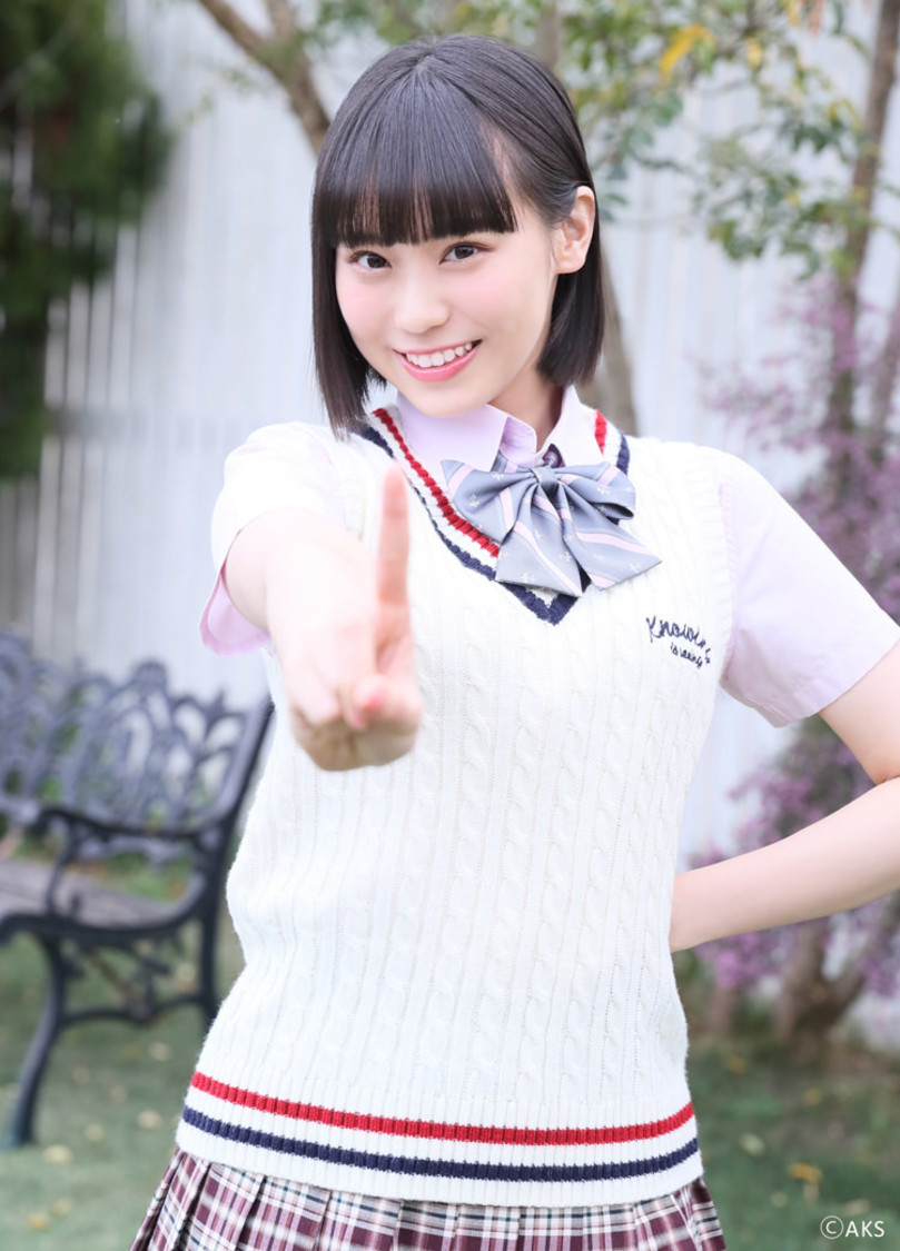HKT48 豊永阿紀、メンバーからのサプライズに震えるほどの驚きっぷりを披露!
