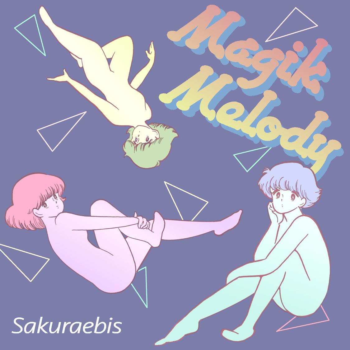 「Magik Melody」ジャケット