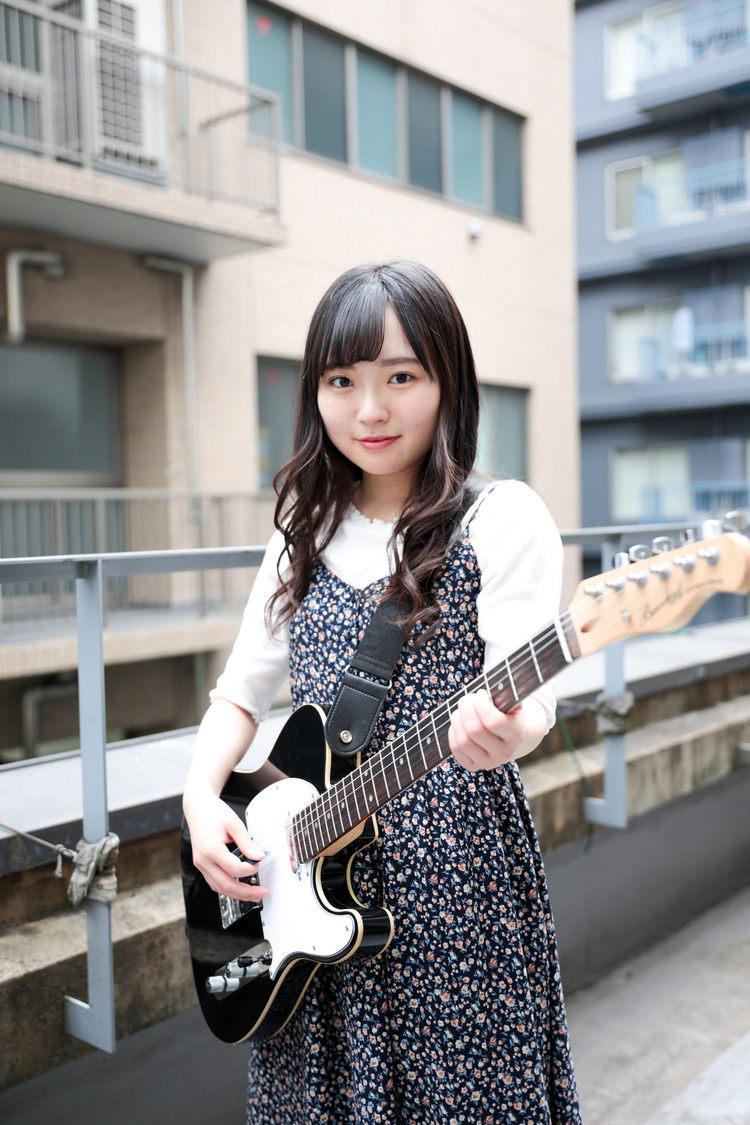 【連載】Fragrant Drive 伊原佳奈美「聴いている人の心に残る演奏がしたいです」 絶対ギター少女第2回