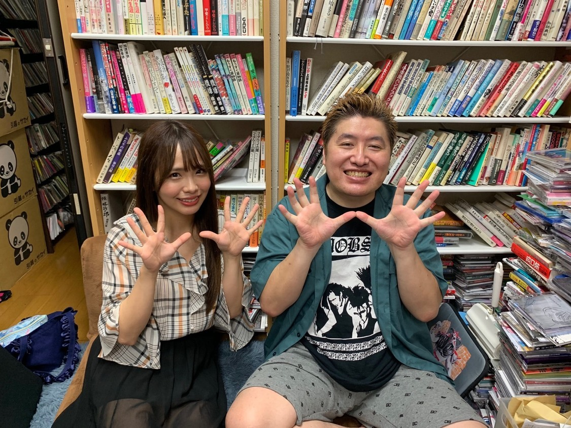 元SKE48 松村香織、吉田豪にグループ加入前~将来まで語る! 猫舌SHOWROOM『豪の部屋』配信