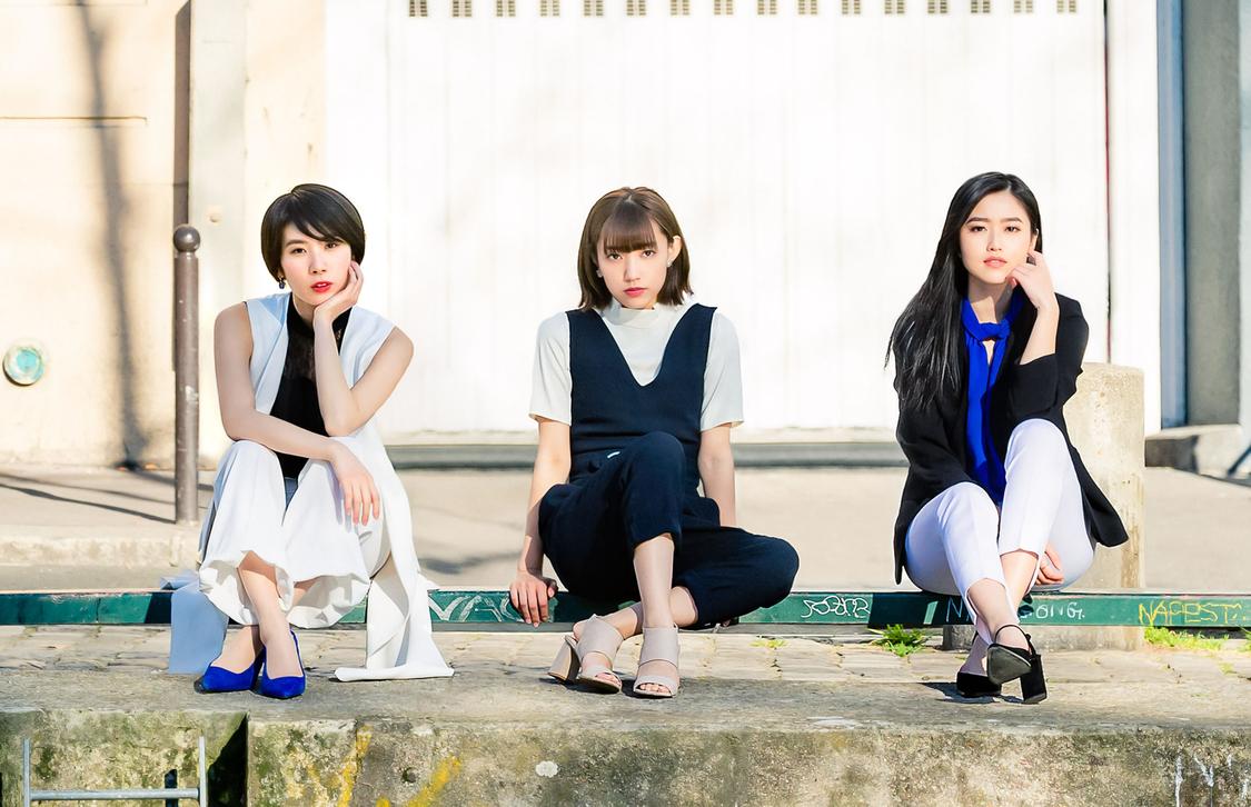 kolme、新曲「Up all night」配信ジャケットワーク公開!