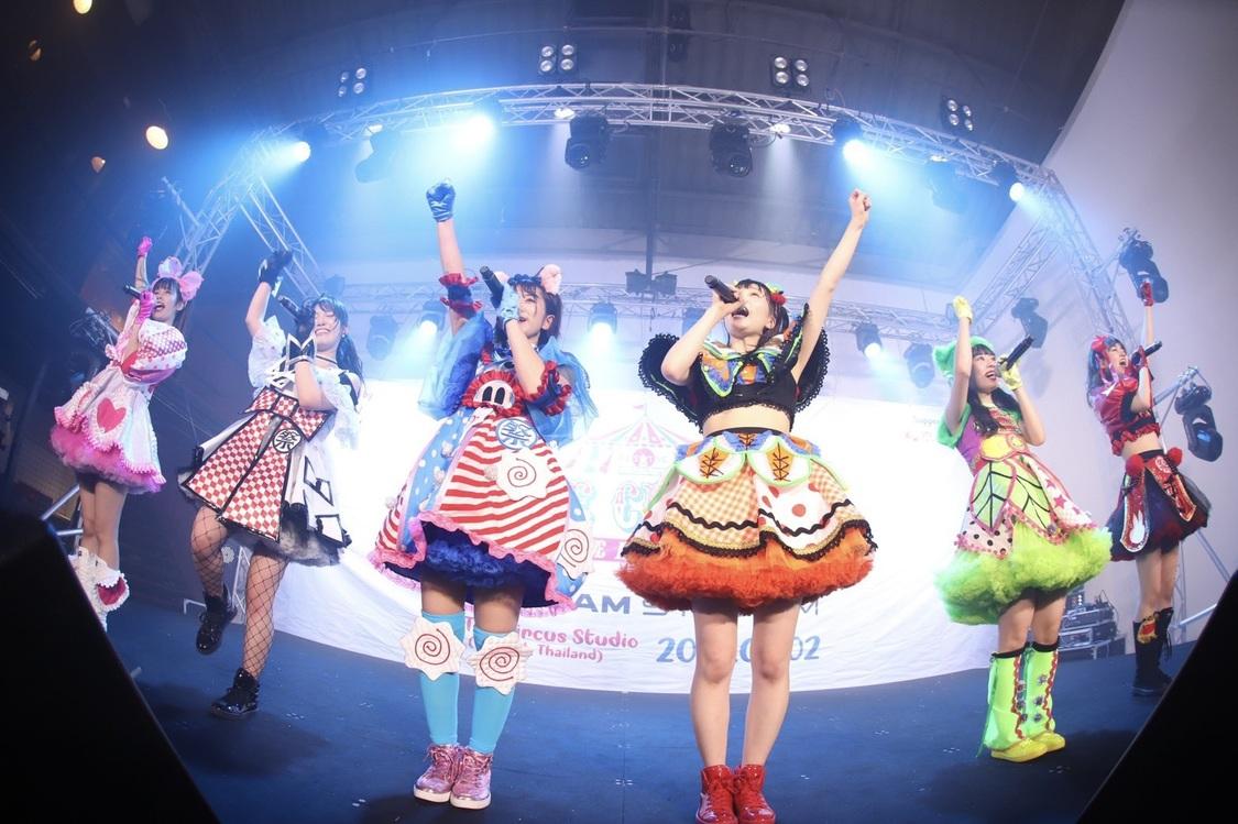 FES☆TIVE、タイで<姉妹グループ発足オーディション>開催決定!