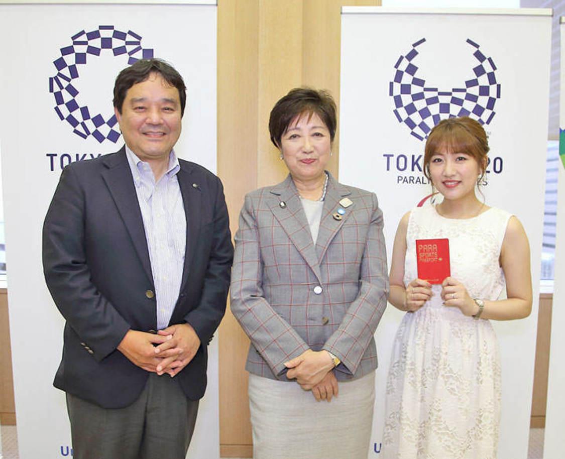 高橋みなみ、レギュラー番組で小池百合子東京都知事に東京オリンピックや来年の都知事選について直撃