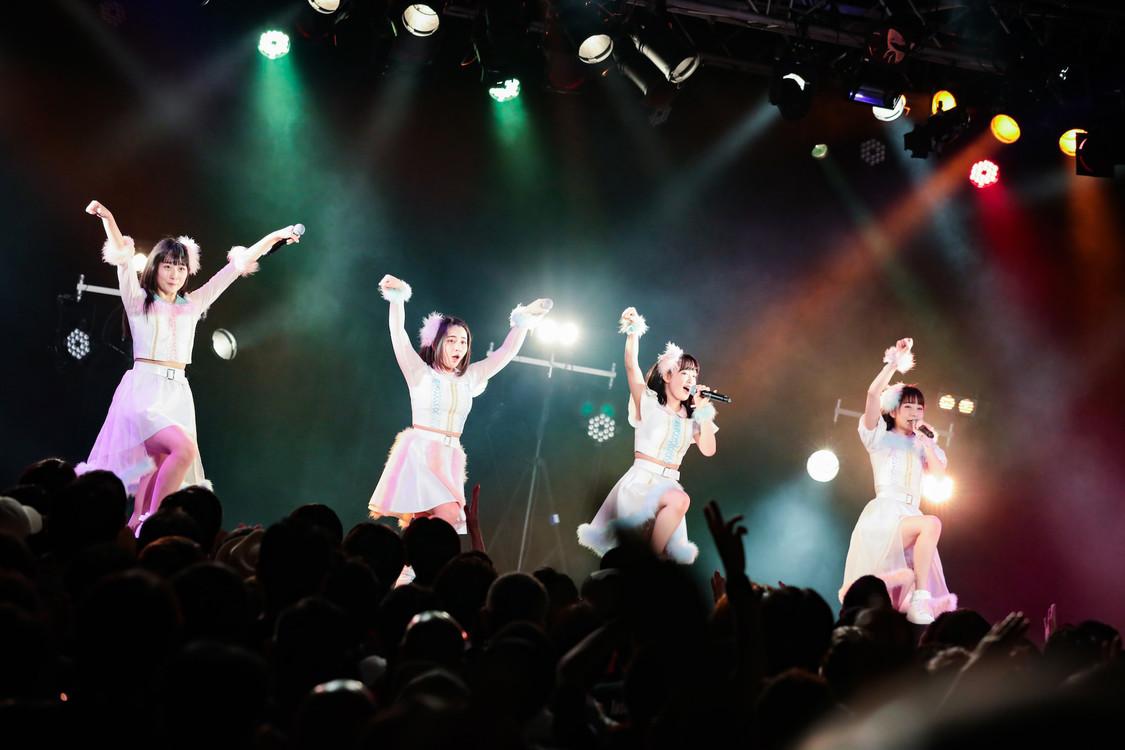 【ライブレポート】なんきんペッパー、キャッチーな振りで一体感を生み出した初めての<GIG TAKAHASHI>