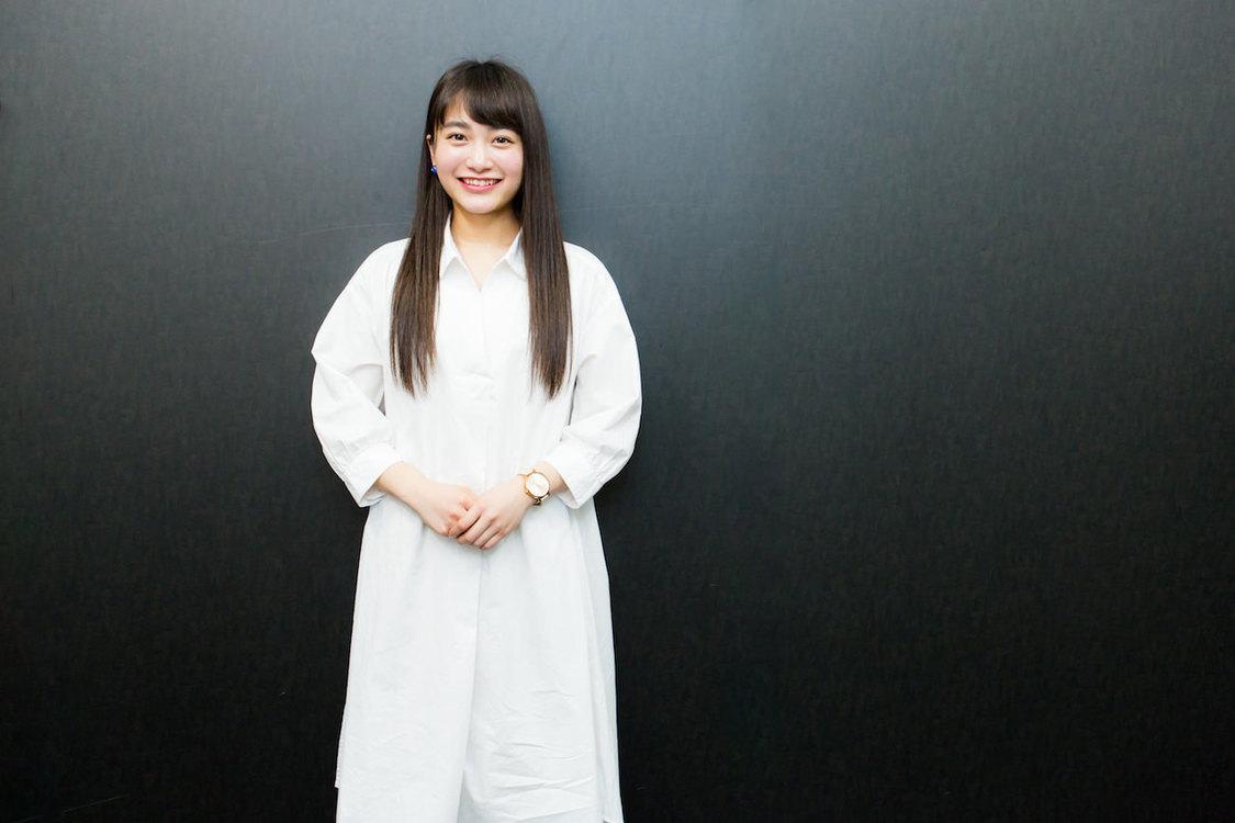 【インタビュー】福田愛依、「私自身もアイドル好きだから、それが演技の中でも活かされています」