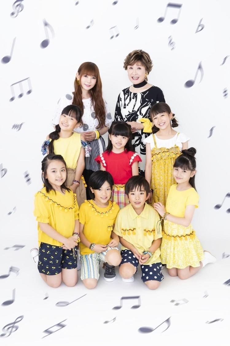 """中川翔子、「風といっしょに」を一緒に歌う""""ポケモンキッズ2019""""決定「受け継がれていく喜びと素晴らしさを実感しています」"""