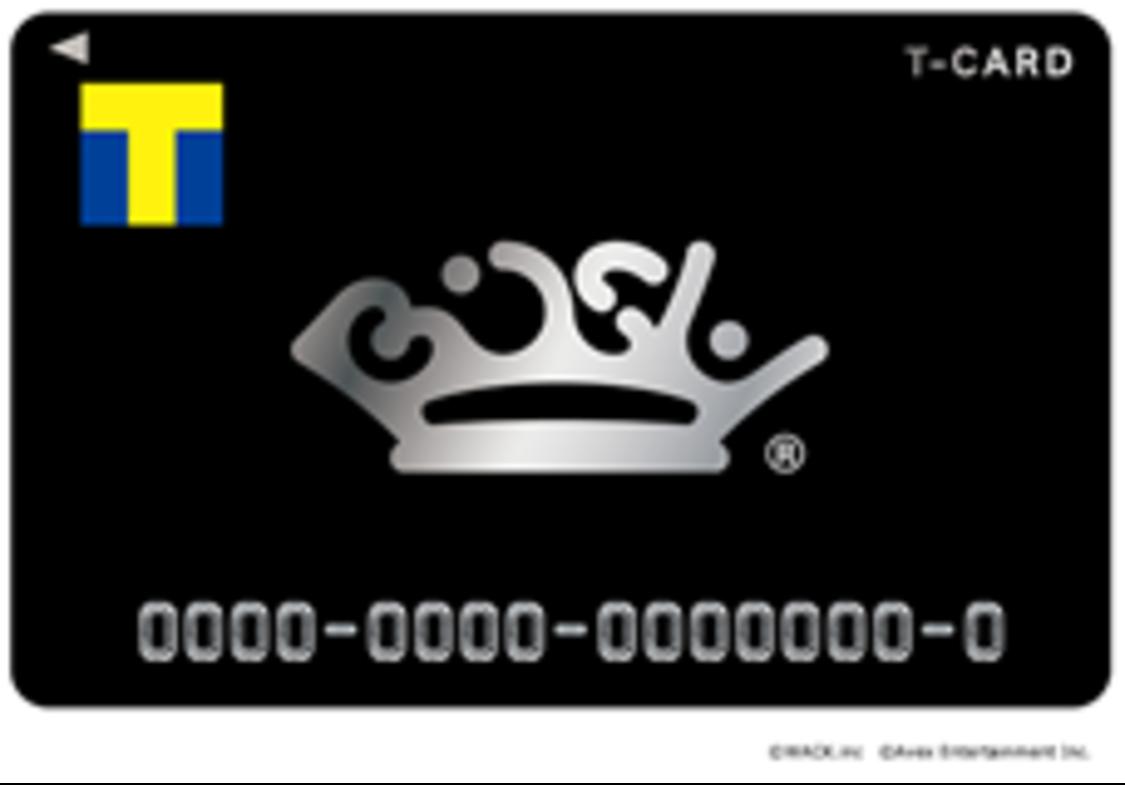 BiSH、ロゴをデザインした「Tカード」発行開始!