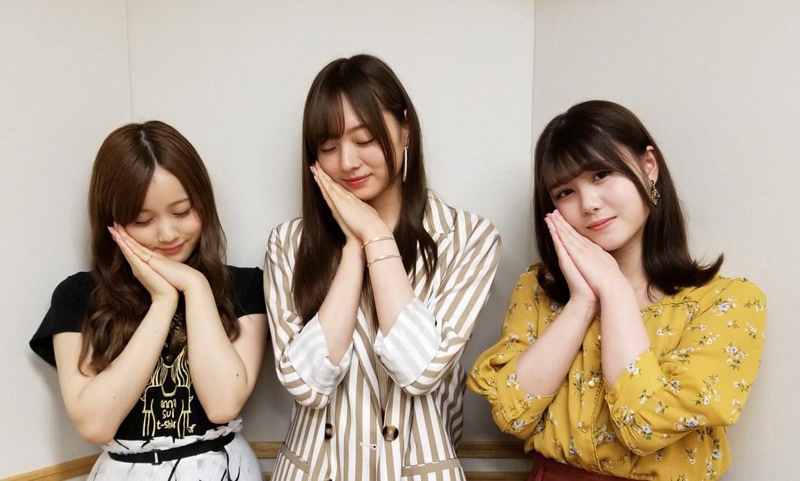 🍭 乃木坂46 与田祐希、冠番組企画「寝顔キャラ選抜」で1位獲得