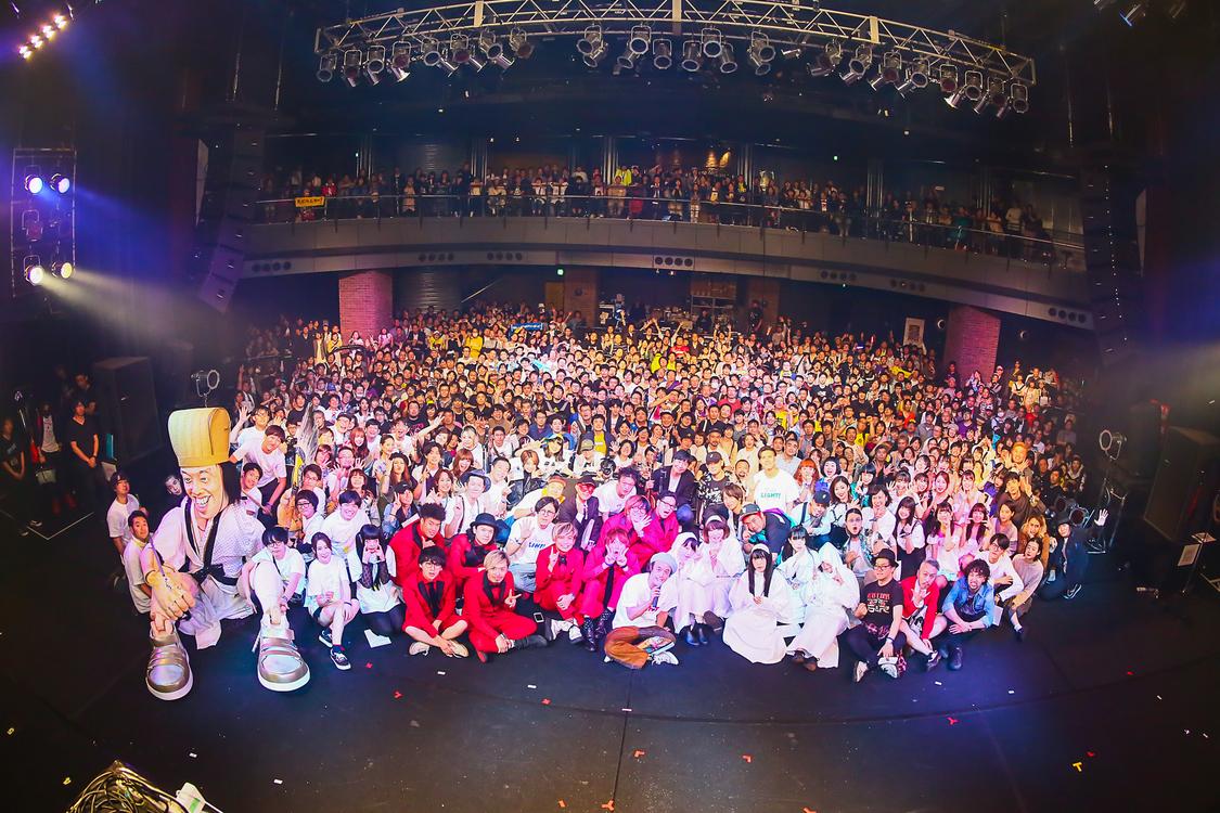【ライブレポート】<YATSUI FESTIVAL! 2019>、大熱狂とともに終幕。高城れに&二丁魁&Negiccoらアイドル勢も圧倒的な存在感で魅せる!