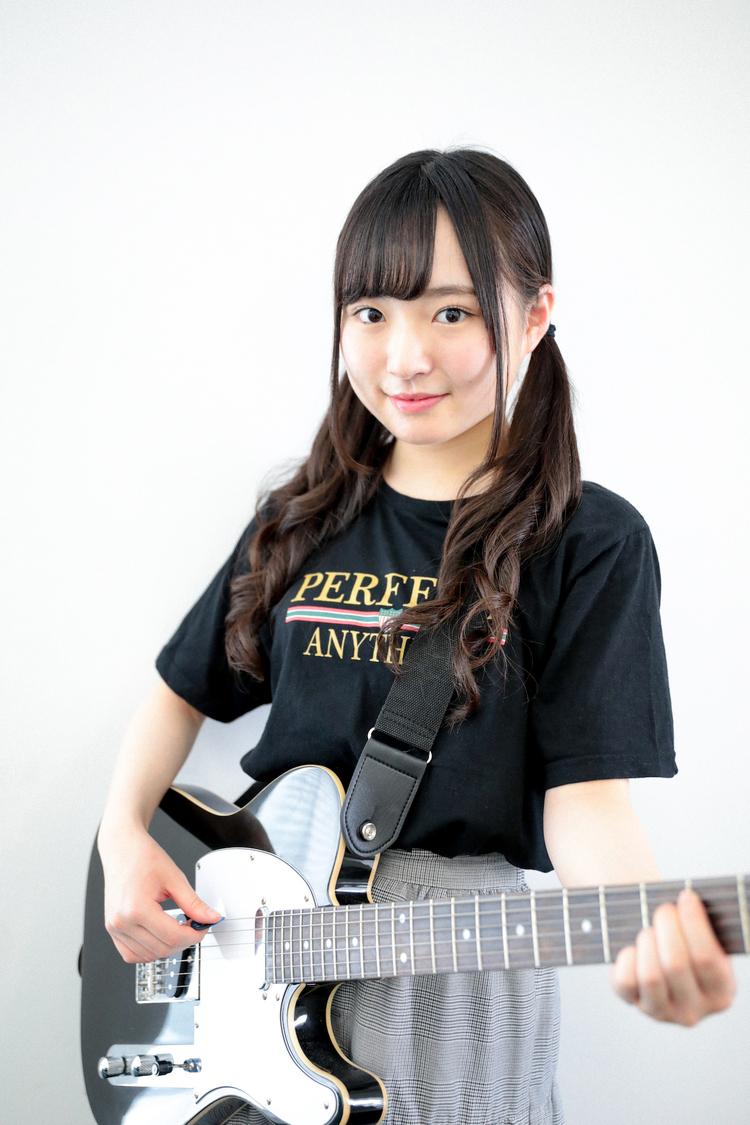 【連載】Fragrant Drive 伊原佳奈美「夢を歌うために頑張ります」|絶対ギター少女第3回