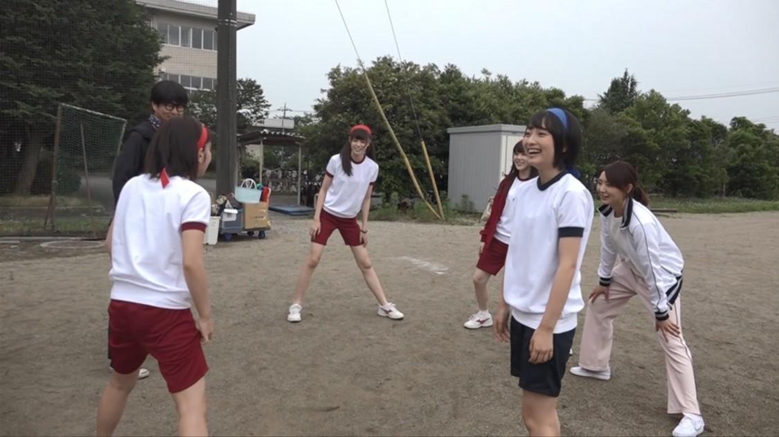 ラスアイ長月翠の準備体操が猛々しい…?『がっこうぐらし!』舞台裏映像が公開!