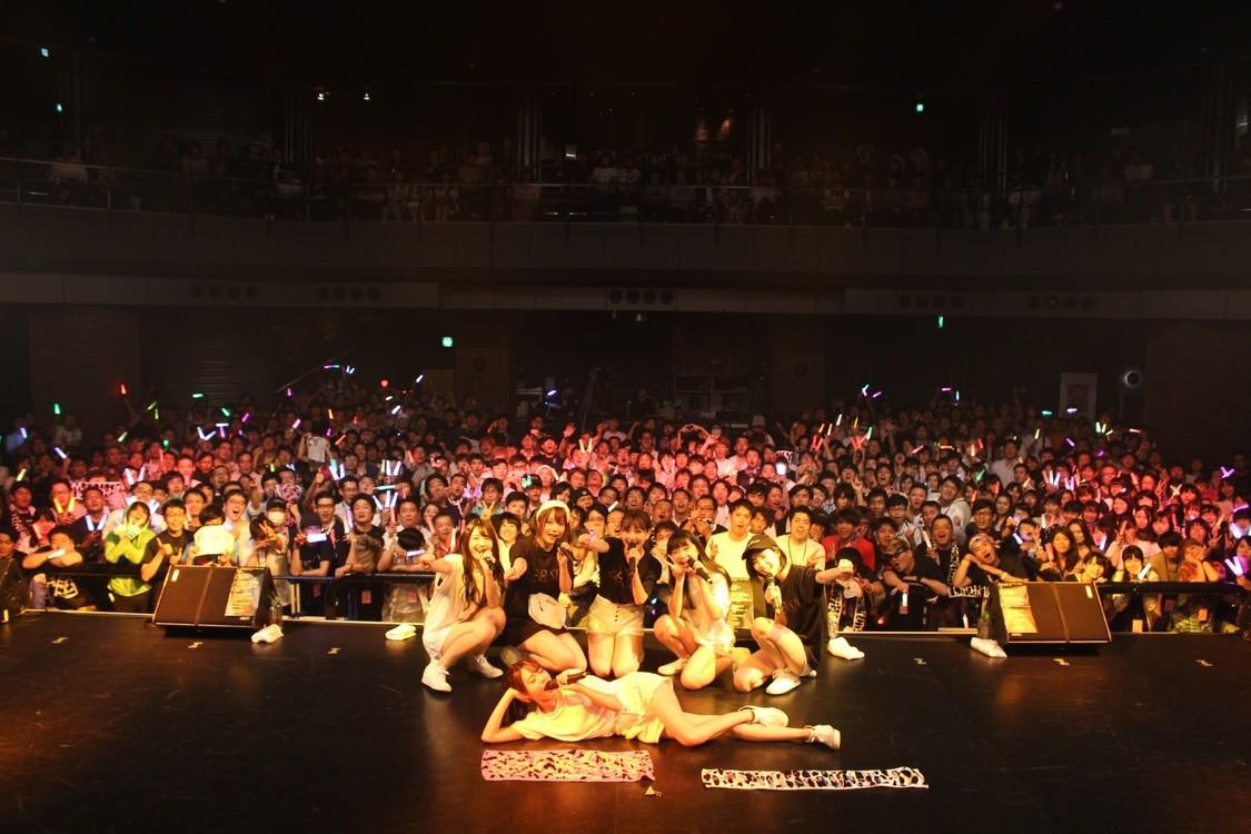 【ライブレポート】夢アド、自身最大規模の全国ツアー完走!「夢アドの夢は武道館で歌うこと!」