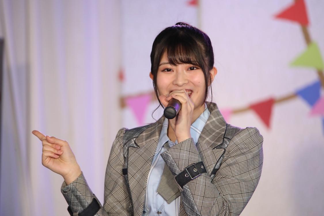 AKB48チーム8 行天優莉奈、ファンの名称「ゆりなーW」に決定!