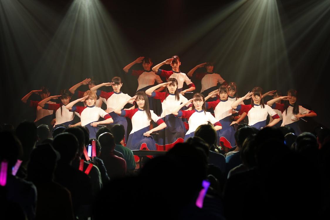 【ライブレポート】STU48、船上劇場公演<GO!GO! little SEABIRDS!!>初の東京公演「船の中は瀬戸内だという気持ちで頑張りました」