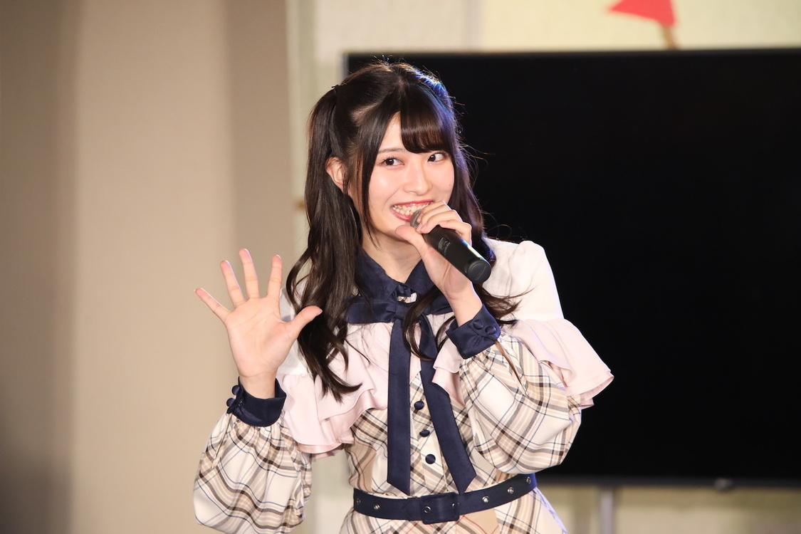 AKB48チーム8 行天優莉奈、<Live Airline>出演決定「ミュージカルという言葉だけでずっしり来ますね」
