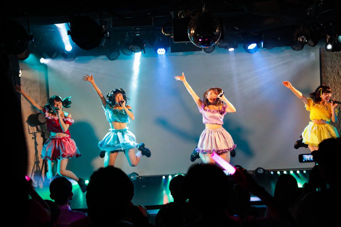 【Holoscope レポート】ももキュン☆、只者ではない4人が届ける胸キュンダンスステージ