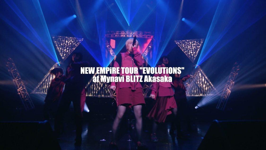 EMPiRE、ライブ映像2曲公開+7/21にフリー撮影会&フリーライブ開催決定!