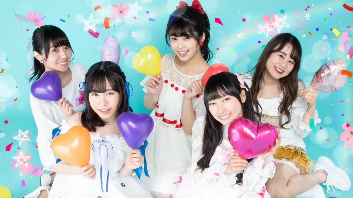完全セルフプロデュースアイドル「メニぱら」、9/8にお披露目無料ライブ開催!