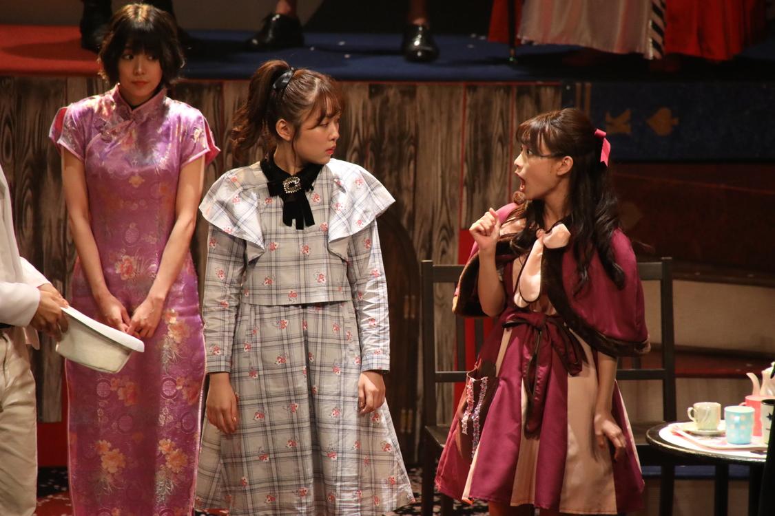岡本尚子、出演舞台『ありすいんわんだーらんず』開幕!「いつもと異なる役に注目」