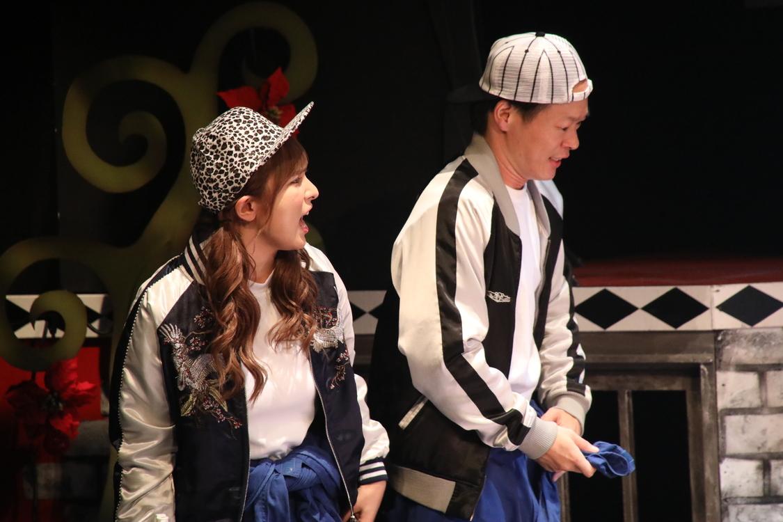 與儀ケイラ「関西弁でノリノリだけでなく」…舞台『ありすいんわんだーらんず』初日ゲネプロ実施