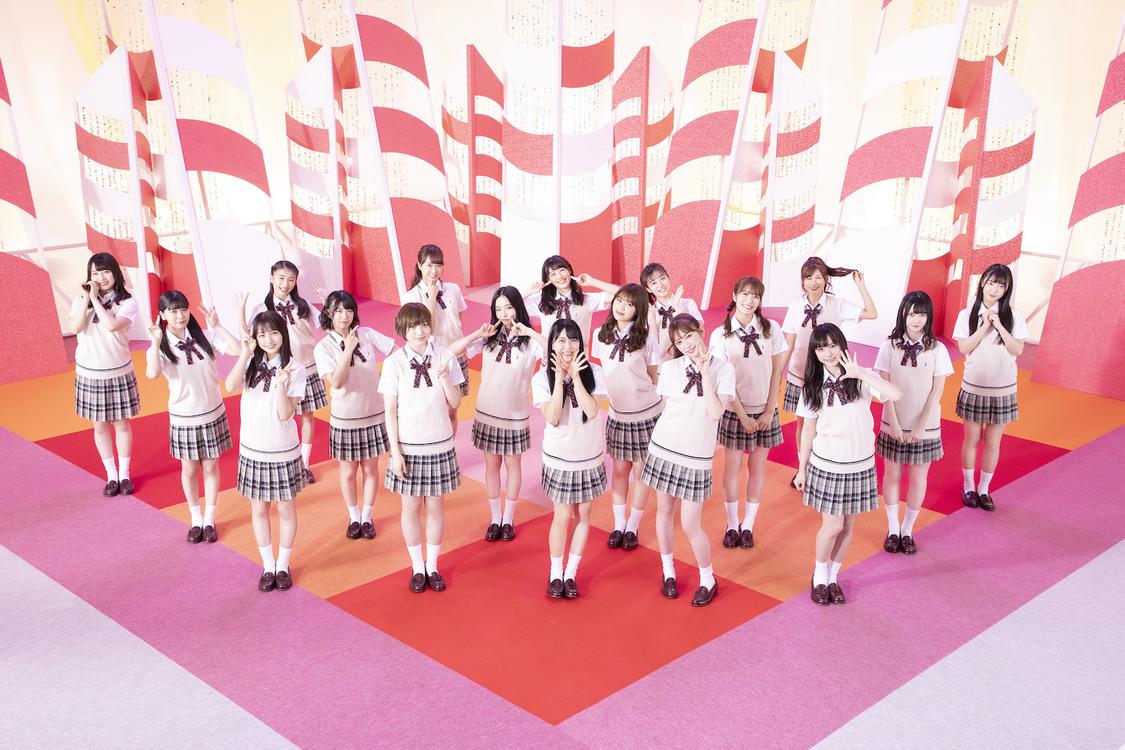 NMB48、21st SG「母校へ帰れ!」MV&詳細解禁!