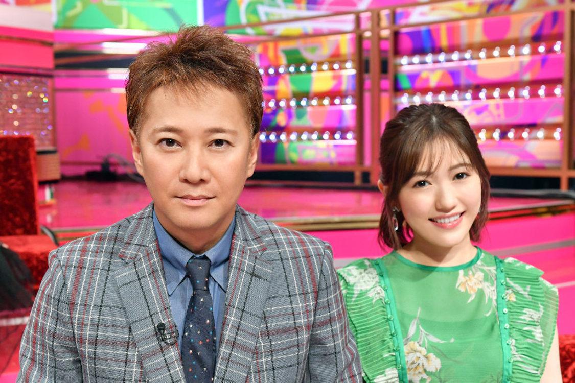 渡辺麻友、中居正広との名コンビで笑いあり涙ありの音楽エンタテインメントショーをお届け! 『UTAGE !』放送決定