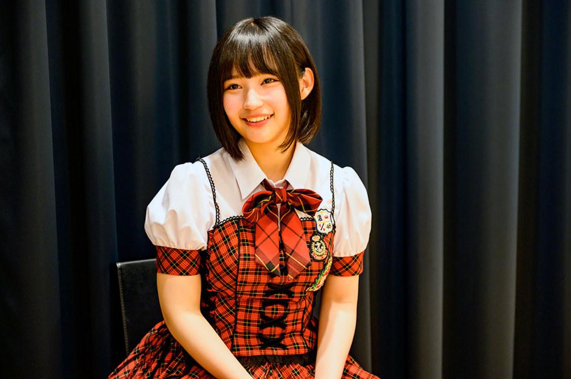 AKB48 矢作萌夏、グループ史上最速の初ソロコンの模様を配信決定!【インタビューあり】(C)AKS