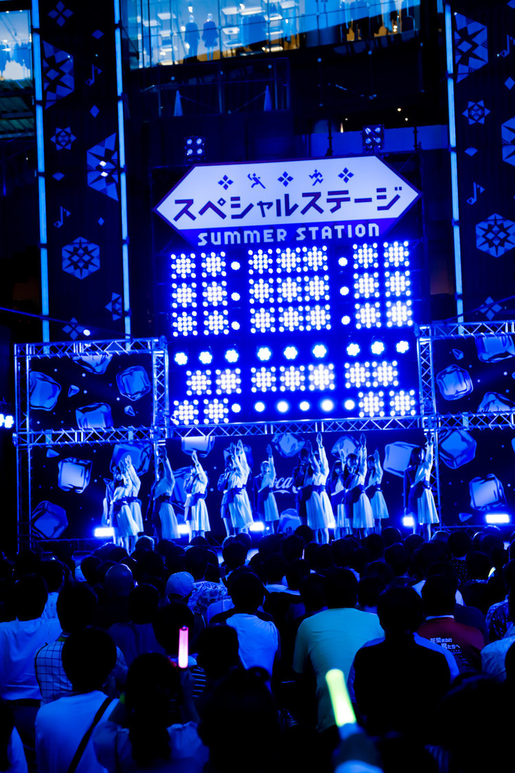 ラストアイドル[ライブレポート]一期生がヒルズアリーナを席巻!|六本木アイドルフェスティバル2019