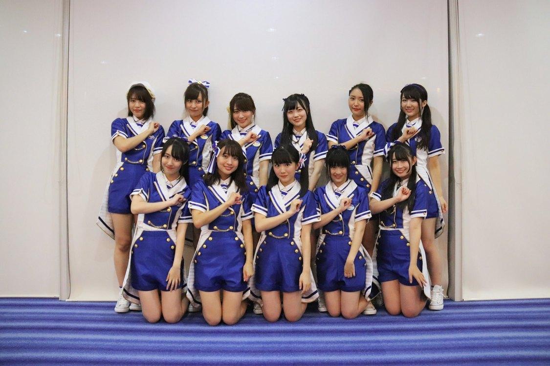 スパガ、<六本木アイドルフェスティバル2019>で新夏衣装を披露!